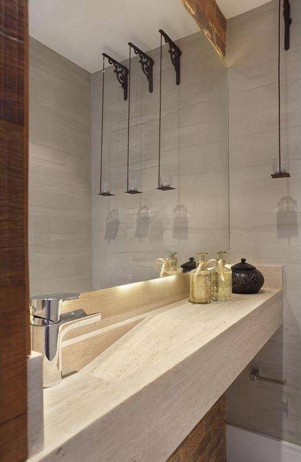 Acessórios decorativos para o banheiro  Decoração Ideal -> Decoracao Banheiro Acessorios