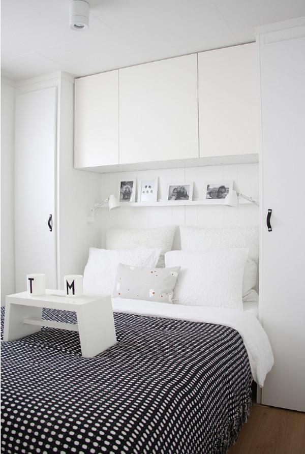 6 itens para criar um espaço de armazenamento extra no seu quarto