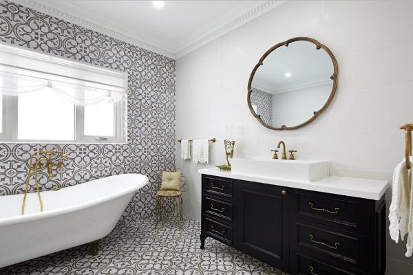 Tendências no design de banheiros para 2017  Decoração Ideal -> Decoracao Banheiro Atual